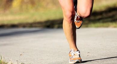 Een goede looptechiek, hoe loop je goed en ontspannen