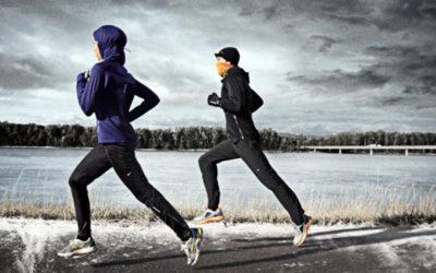 Onderkoeling tijdens het hardlopen